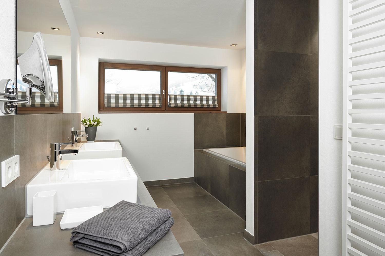 FÜGENSCHUH'S Ferienwohnung 1 Badezimmer